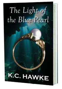 The Light of the Blue Pearl by K.C. Hawke